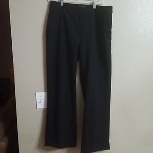 Dana Buchman black dress pants. Size 10